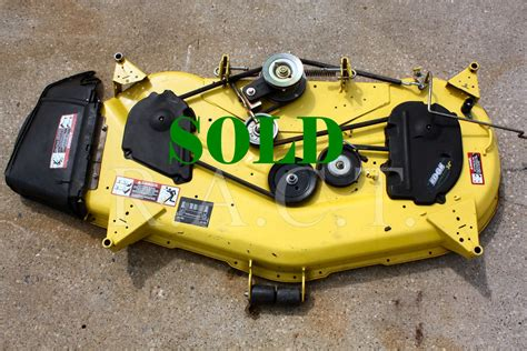 deere mower deck belt routing deere la175 54 mower deck parts diagram free