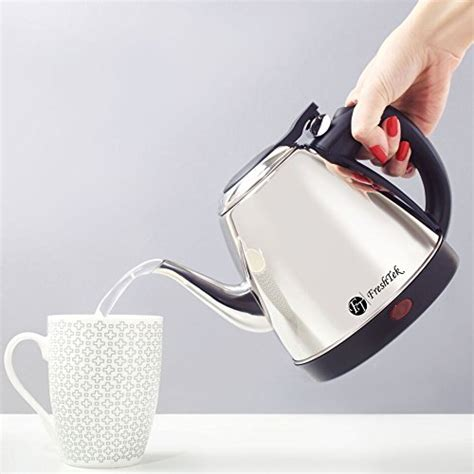 electric kettle tea pot stainless steel french press cup