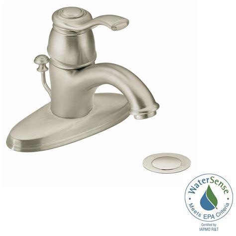 moen banbury bathroom faucet installation instructions
