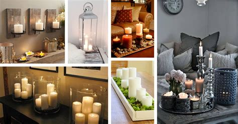 34 Best Candle Decoration Ideas And Designs For 2019