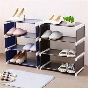 Modern, Shoe, Rack, Stylish, Shoe, Shelf, Zapatero, Organizador, De, Zapatos, Shoe, Organizer, Storage