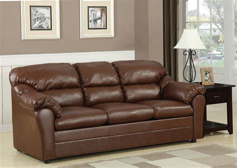Pull Out Leather Loveseat  Couch & Sofa Ideas Interior
