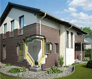 Energiebedarf Haus Berechnen : mit der zweischaligen wand von gussek haus den ~ Lizthompson.info Haus und Dekorationen