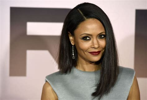 Just last month, the westworld actress opened up on mission: Thandie Newton Expected to Get in Trouble After ...