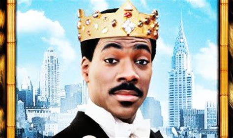 eddie murphy going to america coming to america sequel in production with eddie murphy