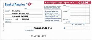 Howto  How To Fill Out A Checking Account Deposit Slip