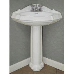 small corner bathroom sink with pedestal 1000 images about pedestal sinks on pedestal