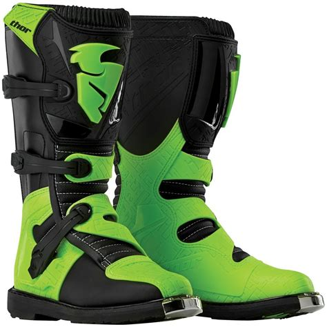 cheap kids motocross boots 119 95 thor youth boys blitz ce certified boots with mx