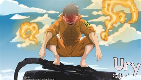 Fire Force Hd Wallpaper Background Image 3517x1997