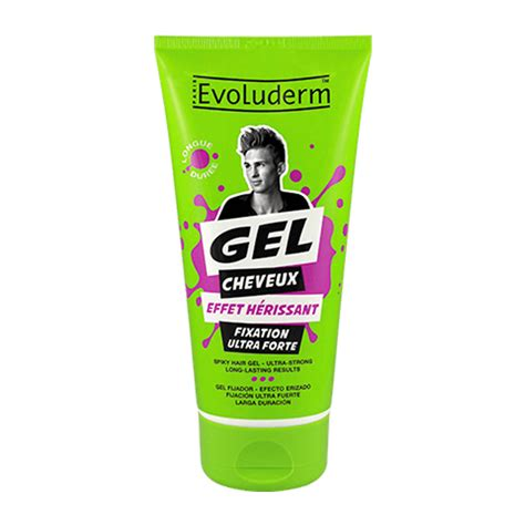 extra strong hold hair gel xiri