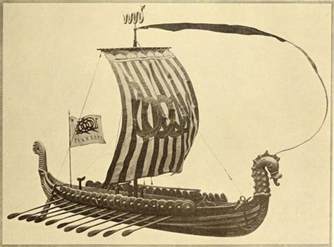 Viking Boats Found by Three Boat Burials Of Viking Era Chiefs Found In As Many