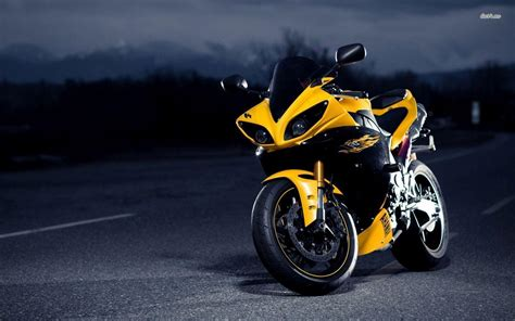 Yamaha Fz6r Motorcycle Wallpapers