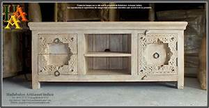 meuble en manguier massif netvani With wonderful meuble en manguier massif 5 meuble tv en bois exotique gris