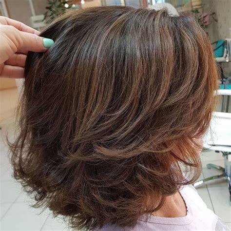80 Sensational Medium Length Haircuts for Thick Hair in