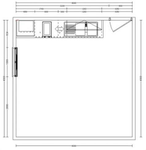 plan cuisine en longueur plan cuisine en longueur des idées pour le style de