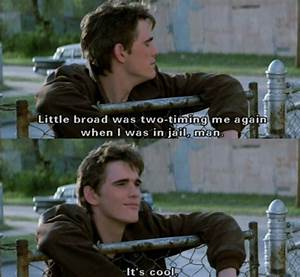 The Outsiders C... Cherry Pop Quotes