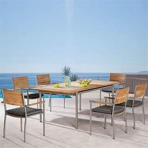 Gartenmöbel Set 8 Personen : dining set murano 8 personen von g rtner p tschke ~ Orissabook.com Haus und Dekorationen
