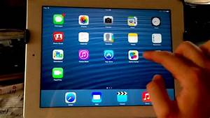 iOS 7 for iPad Review: Hands On and First Look!