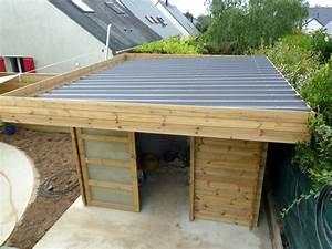 Abri De Jardin Pvc Toit Plat : best abri de jardin toit plat beton ideas ~ Dailycaller-alerts.com Idées de Décoration