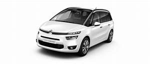 Rent A Citroen C4 Grand Picasso  Or Similar  In Iceland