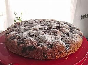 Franzis Kirsch Nuss Kuchen von Fannylein Chefkoch de