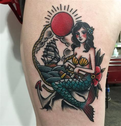 mermaid tattoo designs ideas design trends