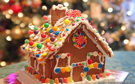 Christmas Gingerbread House Ideas Images