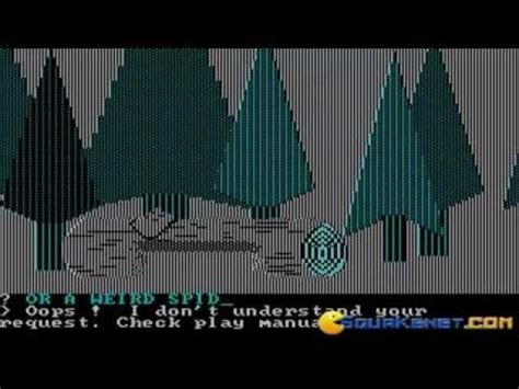survival wilderness adventure games game 1985 pc simulation