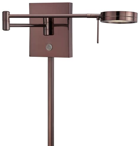 swing arm wall l ikea interior modern wall mount sconce light with adjustable
