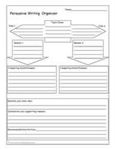 Persuasive Essay Prewriting Worksheet by 17 Best Images About Persuasive Writing On