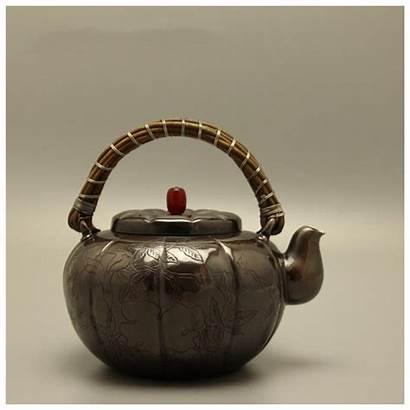 Japanese Teapot Tea Pot Water Pure Handmade