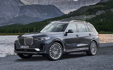 Seater Bmw by Bmw X7 Makes Debut To Take On The 7 Seater Luxury Suvs