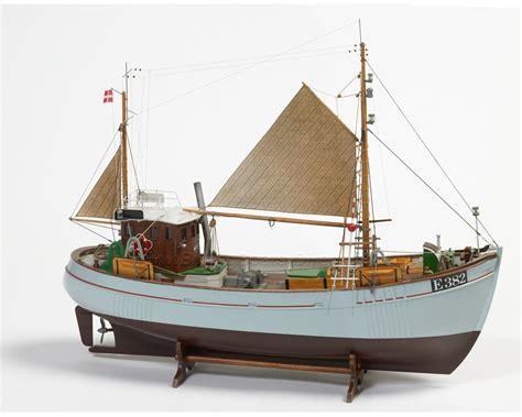 Model Boats Billings by Billing Boats B472 Fishing Cutter Model Boat