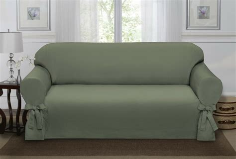 sage green loden lucerne sofa slipcover couch cover sofa chair  colors ebay