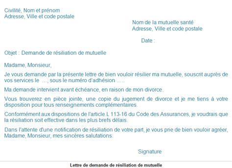 modele lettre de fin de collaboration mutuelle du conjoint comment s y rattacher ou la r 233 silier