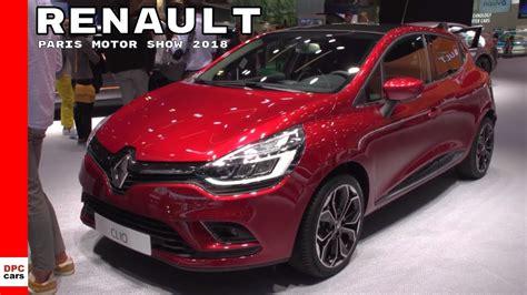 Renault At Paris Motor Show 2018