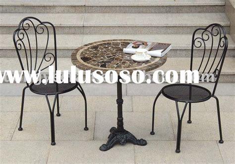 2011 starbucks aluminium patio outdoor coffee metal table