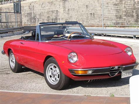 1974 Alfa Romeo Spider by Wanted 1973 0r 1974 Alfa Romeo Spider Alfa Romeo