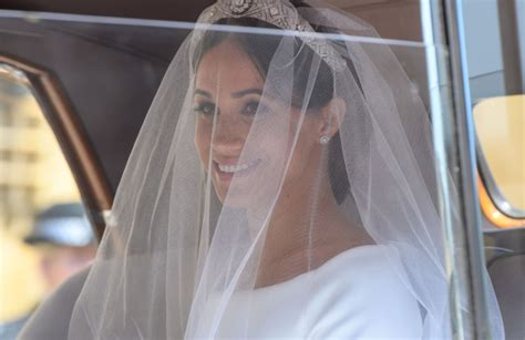 Markle Wedding Dress :  Who Meghan Markle Is Wearing [photos