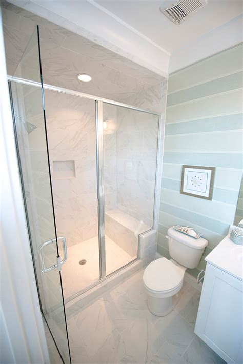 Small Bathroom Layouts With Shower by New 2015 Coastal Virginia Magazine Idea House Home Bunch