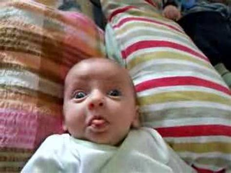 funny baby girl faces youtube