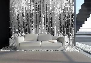 Graue Tapete Schlafzimmer : moderne tapeten zeitgen ssisch on modern mit sungging ~ Michelbontemps.com Haus und Dekorationen