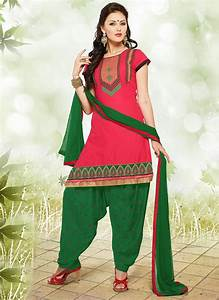 Latest Punjabi Patiala Salwar Kameez Designs 2018 2019