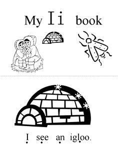 letter ii images letter  activities preschool