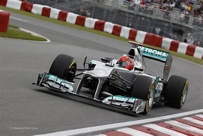 Mercedes Schumacher Canada F1 Petronas Team Gp