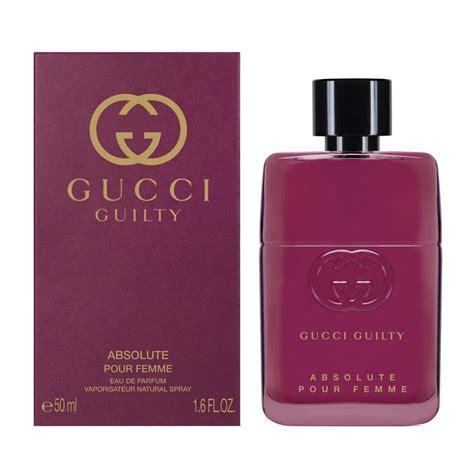Gucci Guilty Absolute Pour Femme Gucci Parfum  Ein Neues