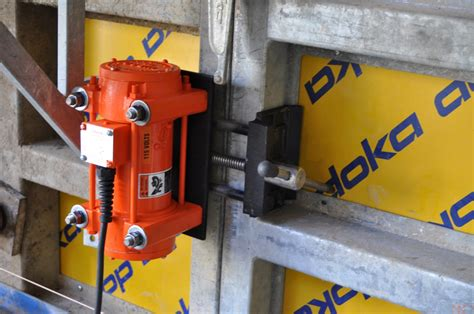 form vibrator concrete external concrete form vibrators