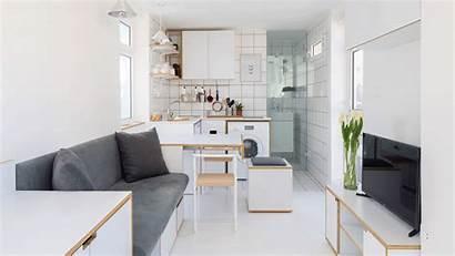 Micro Apartments Apartment Interior Square Designs Studio