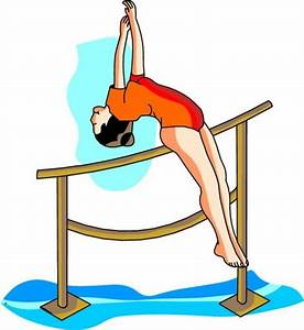 Gymnastics Gallery Clipart - The Cliparts
