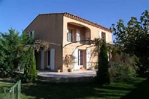 ventes villa recente style bastide proche village vue With plan maison 2 niveaux 3 plan de maison traditionnelle villa t5darchitecte 163